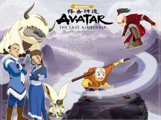 Avatar, the Last Airbender & The legend of Korra