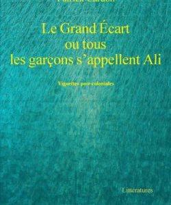 Le Grand Ecart ou Tous les garçons s'appellent Ali (Patrick Cardon)