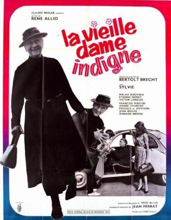 La vieille dame indigne (1965)