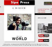 Sipa home page