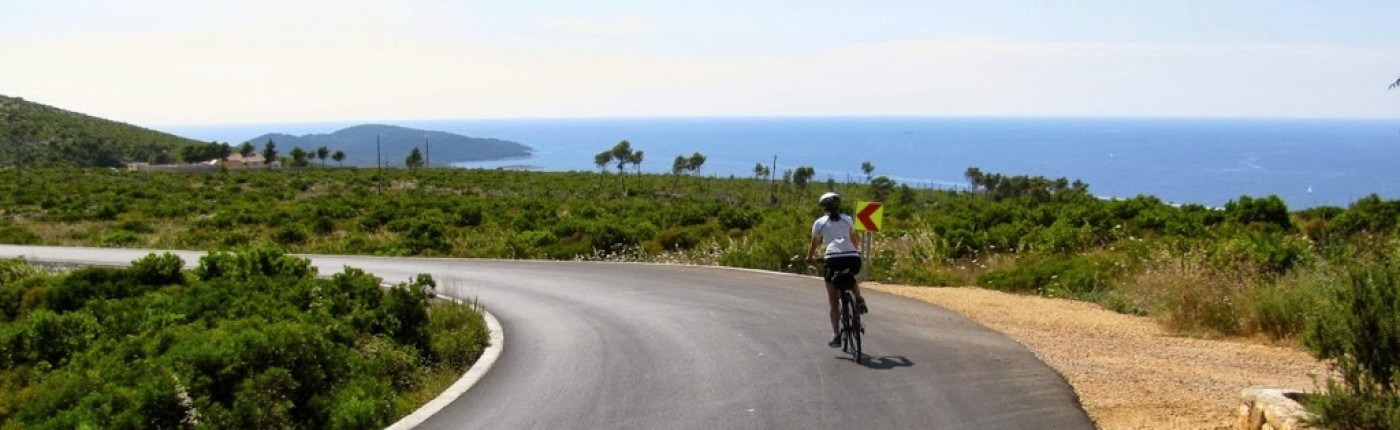 Self guided bike tours Croatia