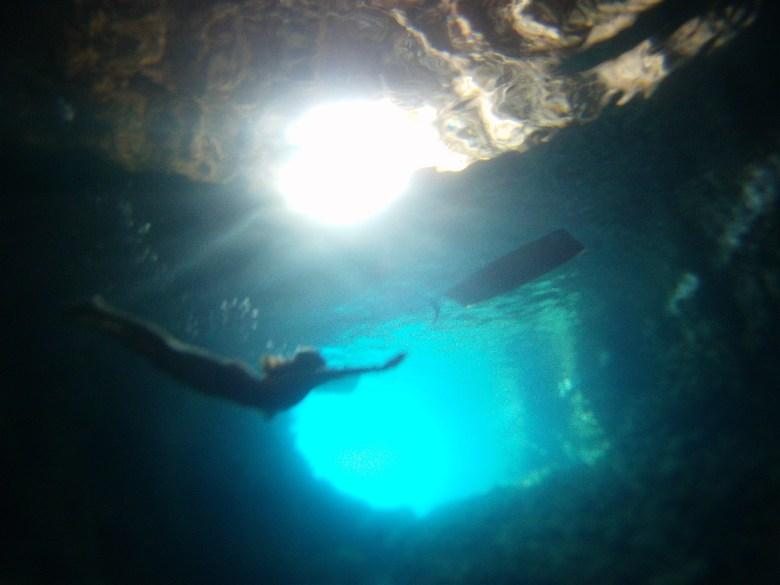 Green Cave - Vis