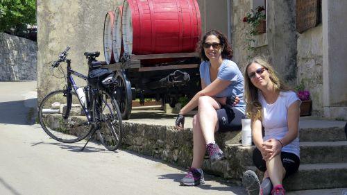 Bike tour croatia