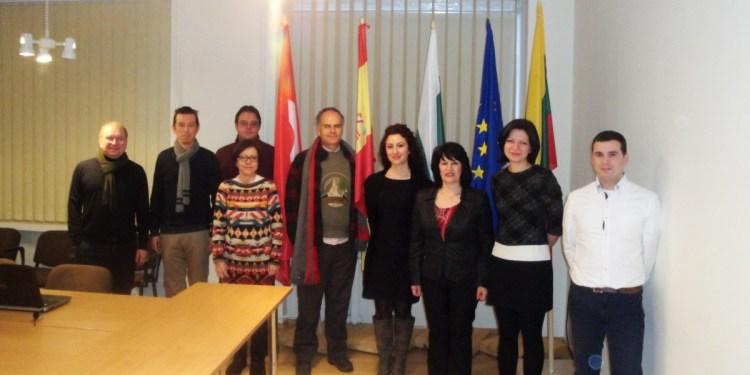 DECO Reunión en Lituania