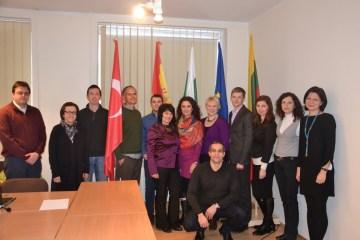 Personal de Método se desplaza a Lituania en la primera reunión de coordinación del proyecto DECO