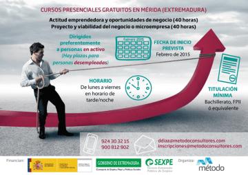 cursos gratuitos en Mérida