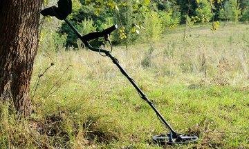Minas Colombia: detector de metales