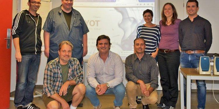 Proyecto iYOT tercera reunión