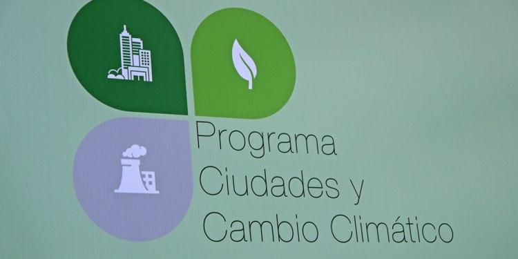 Programa Ciudades y Cambio Climatico