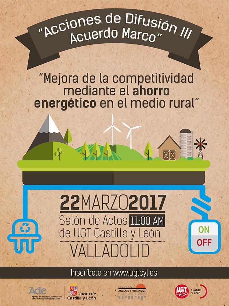 Seminario Ahorro Energético Valladolid