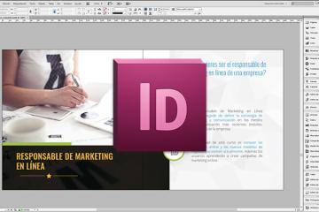 Adobe Indesign pantalla
