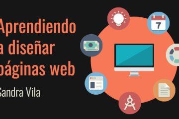 Aprendiendo a diseñar páginas web