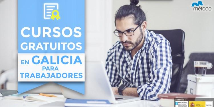 Cursos gratuitos Galicia