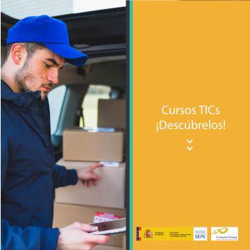 Cursos online TICs para trabajadores del sector transporte