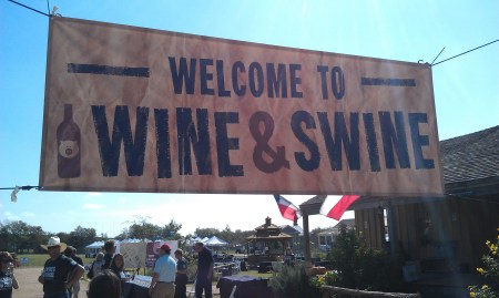 Welcome to Wine and Swine