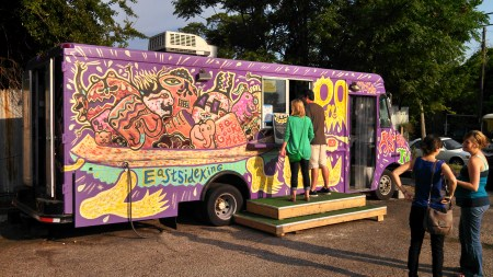 East Side King Grackle Food Truck