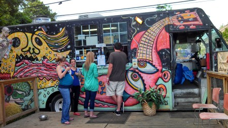 East Side King Liberty Food Truck