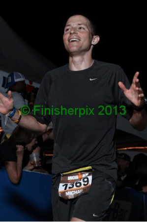 IMAZ run finish