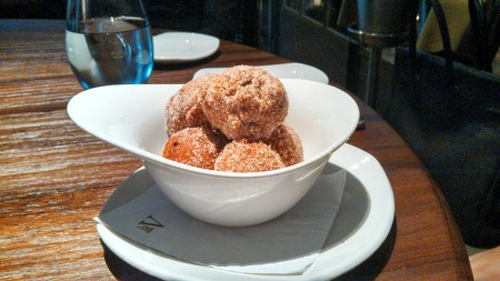 LaV Sweet Potato Doughnuts