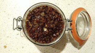 And we have bacon jam!