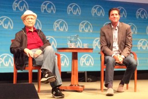 Norman Lear & Steven Levitan