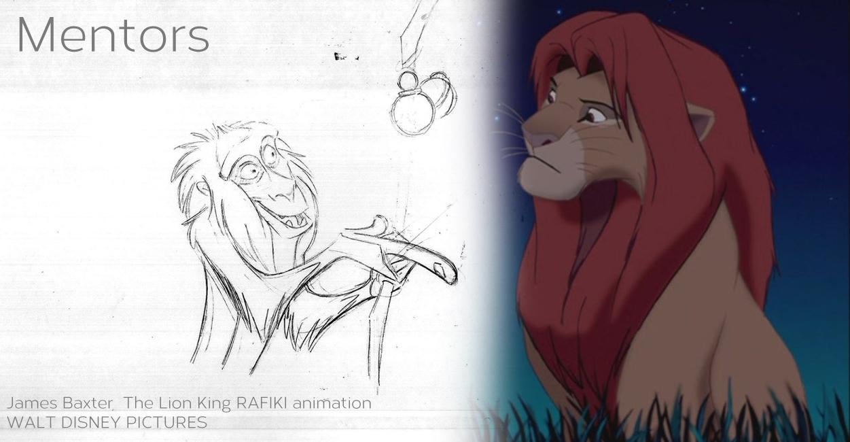 Lion King Mentor