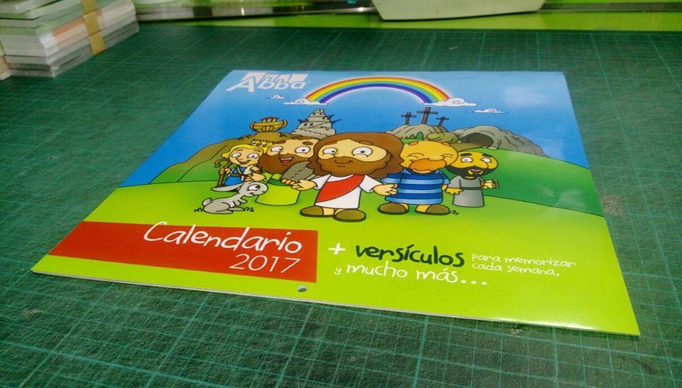 calendario infantil 1