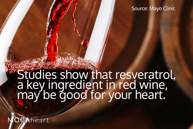 Heart Health Month Facts and Tips Wine