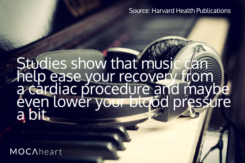 Heart Health Month Facts and Tips Music