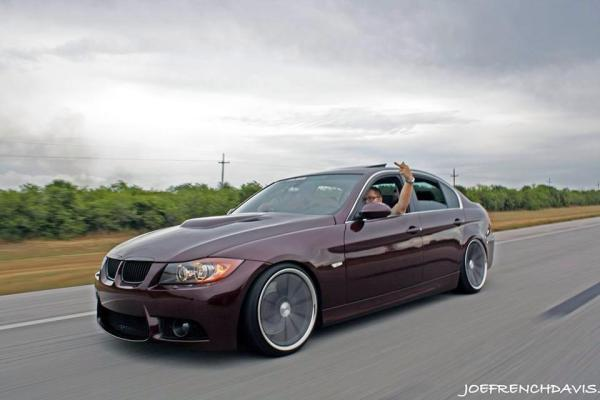 Customer Spotlight: Shane Kucyk's Super Clean 2007 E90 BMW 335xi