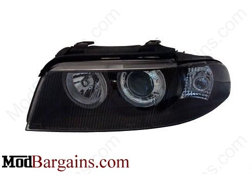 Typical Projector Headlamp