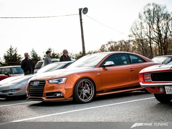AWE Tuning Sets 1/4 Mi World Record in Full Weight Audi S5 3.0T