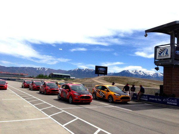 Nick Gets Schooled Pt 3: Ford ST Octane Academy – Race Day