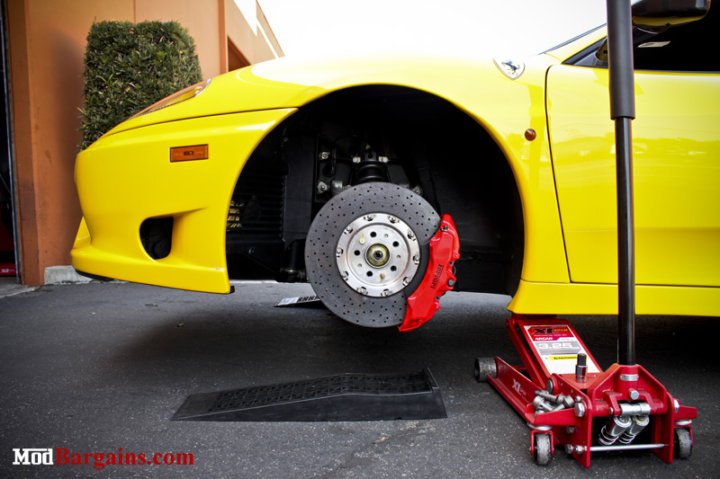 Ferrari-360-Stradale-Yellow-New-Tires (3)