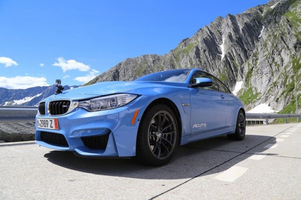 Incredible BMW F82 M4 European Delivery Photos from Acute Performance's Michael H