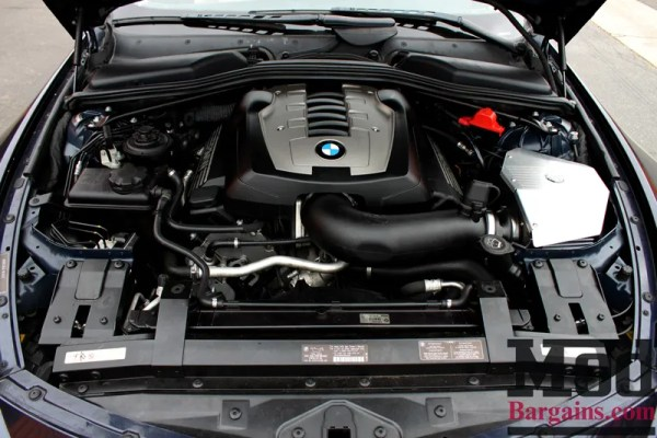 Breathe Freely: E63 Gets More HP with aFe Power BMW 650i Cold Air Intake
