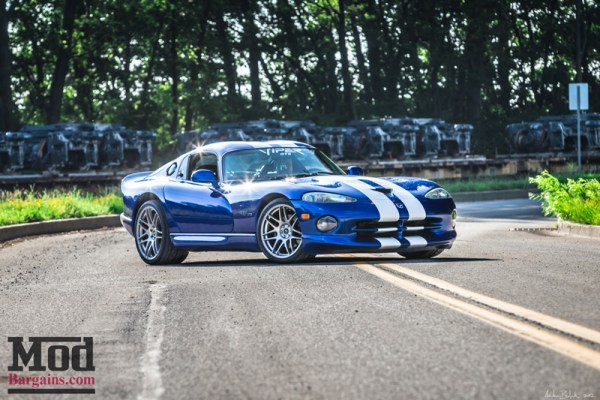 July COTM: Shawn's Snake – Viper GT-S on Forgestar F14 Wheels