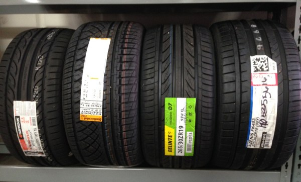 Wrong Tires For The Season? All-Season Tires Vs Summer Tires
