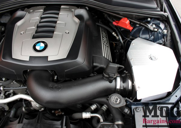 Breathin Easy: Adding HP to an E63 BMW 650i with an aFe Power Intake