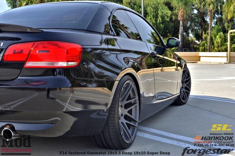 Black_BMW_E93_Forgestar-F14-19x9DC19x10SDC-hankook-st-coilovers-jeffkramer-alan-cust-img003