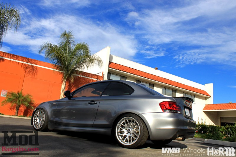 BMW 135i on VMR's w/ LCI LED Tail Lights