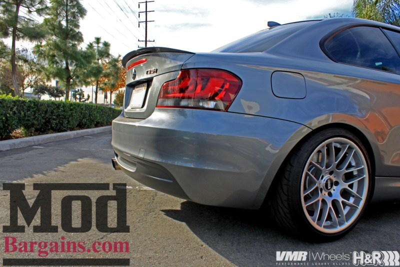 BMW 135i w/ OEM LCI LED Tail Lights Installed