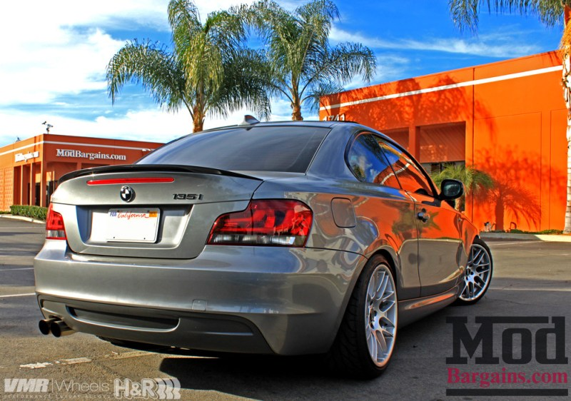 BMW 135i w/ LCI LED Tail Lights at Mod Bargains