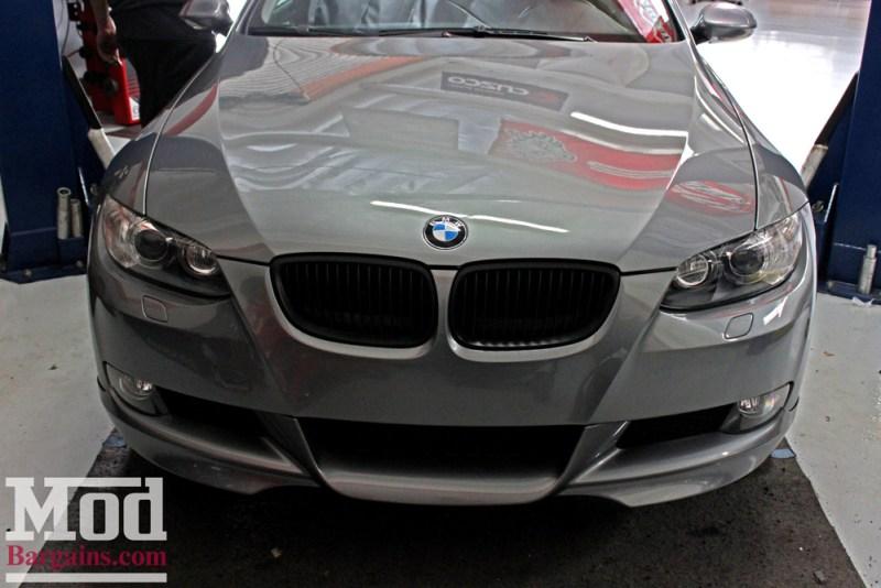 BMW_E92_328i_Gray_CF_Performance_Diffuser_BilsteinShocks_Miro_111_wheels_silver_19x85et35_19x95et33_HRSprings_img001