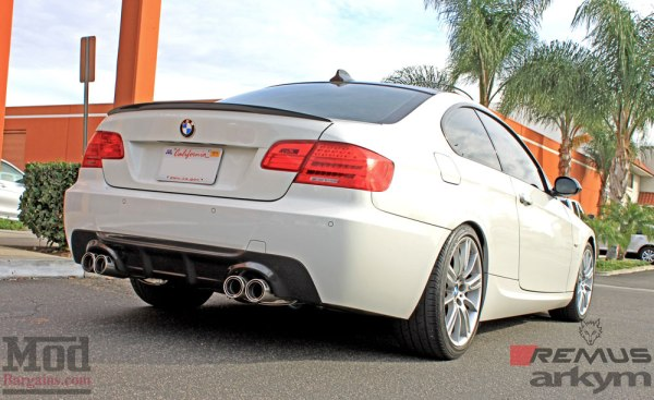 Best Exhausts for BMW 335i E92 E90 E93 Coupe Sedan + Cabrio