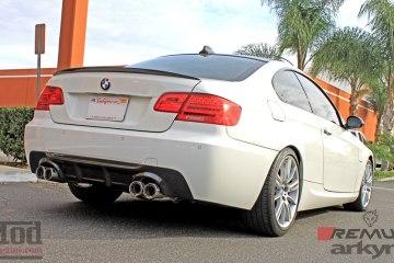 BMW_E92_335i_AlpineWH_Arkym_Quad_Diffuser_Remus_Quad_Exhaust_CF_spoiler_CF_Lip_alancust-img012