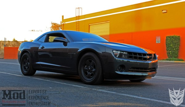 STEALTH FIGHTER: This V6 Camaro is A LOT More Than Meets The Eye…