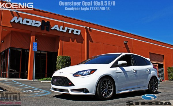 Best Mods for Ford Focus ST [ST250 Focus Mk III]
