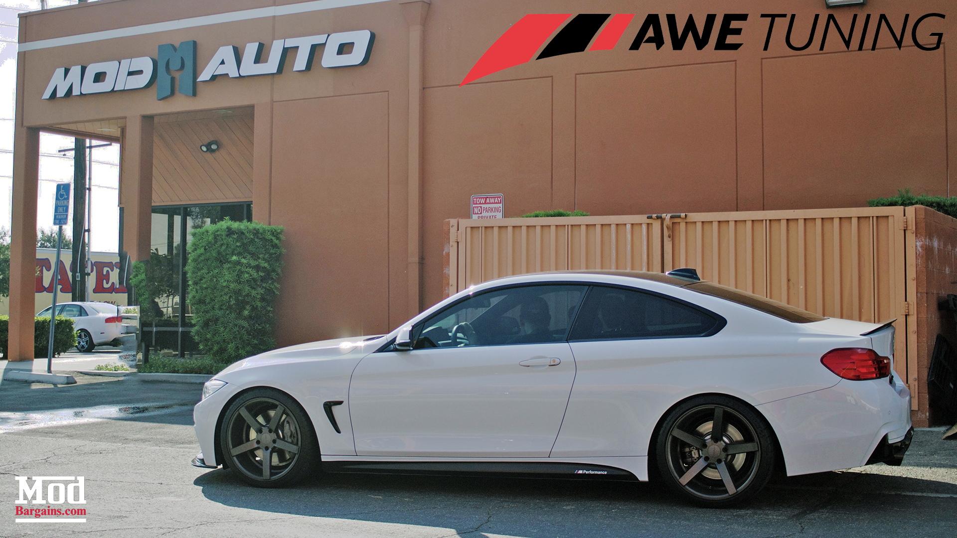 the 2015 bmw 435i with the all new gorgeous awe tuning. Black Bedroom Furniture Sets. Home Design Ideas