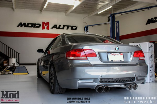Affordable Coilovers for E92: Brandon's 328i Gets Low with Solo-Werks Coilovers for E92 – REVIEWED
